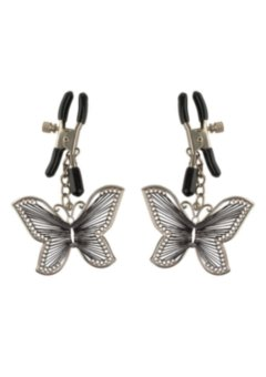 Зажимы для сосков Fetish Fantasy Butterfly Nipple Clamps